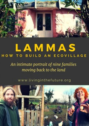 Lammas - How to Build an Ecovillage Poster